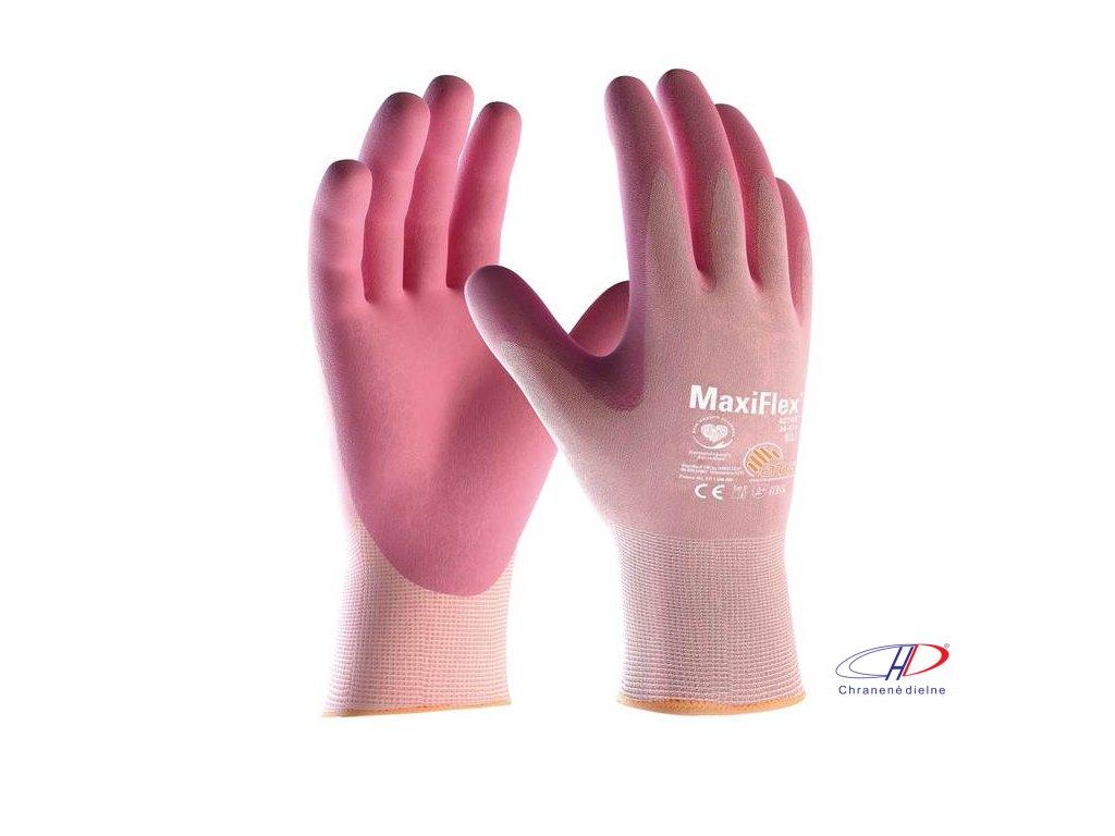 Rukavice MAXIFLEX ACTIVE 34-814 07