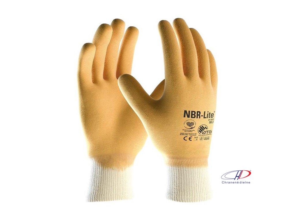 Rukavice NBR-LITE 34-986 07