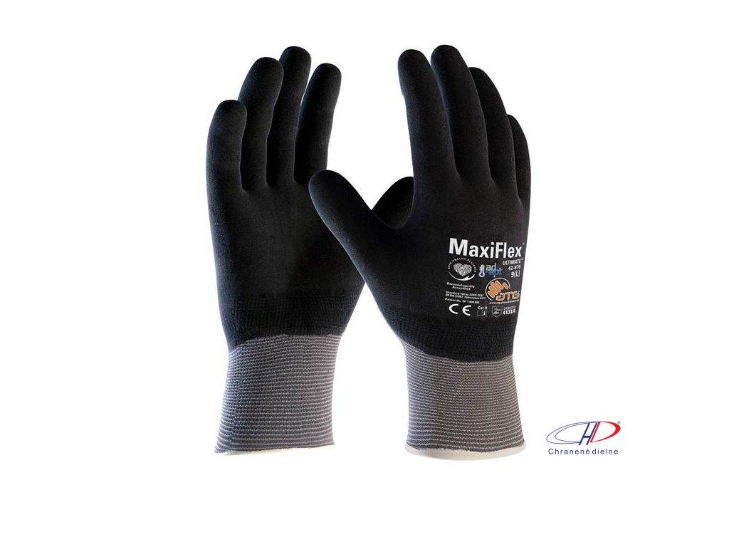 Rukavice MAXIFLEX ULTIMATE 34-876 05