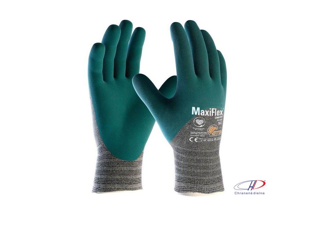 Rukavice MAXIFLEX COMFORT 34-925 07