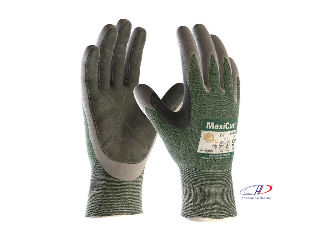 Rukavice MAXICUT 34-450 LP 08