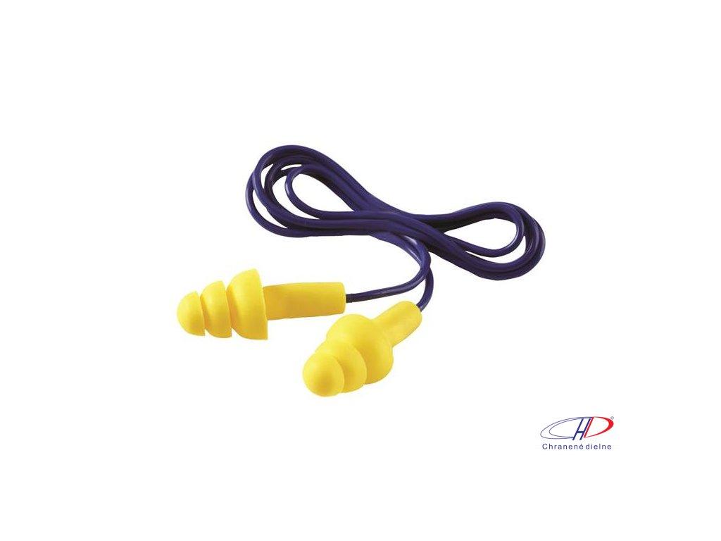 Zátky EAR ULTRAFIT s vláknom