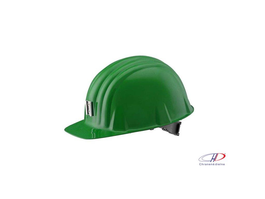 Prilba banícka MINING SCHUBERTH zelená zelena