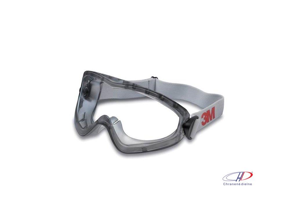 Okuliare 3M 2890A acetátový priezor
