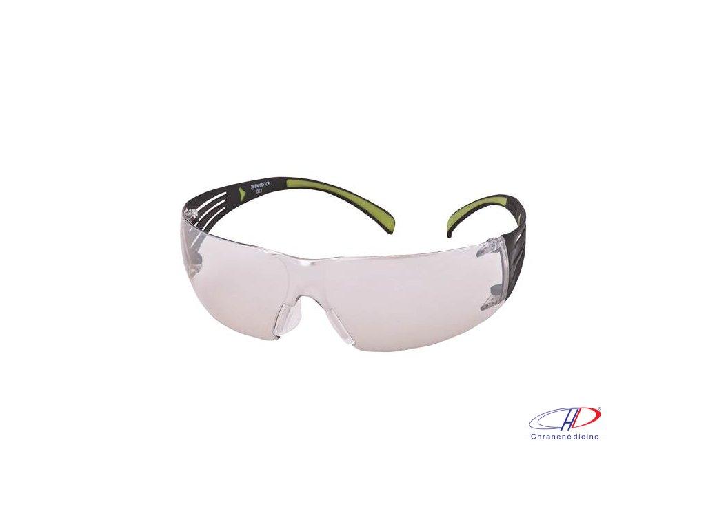 Okuliare SecureFit 400 - zrkadlový PC priezor