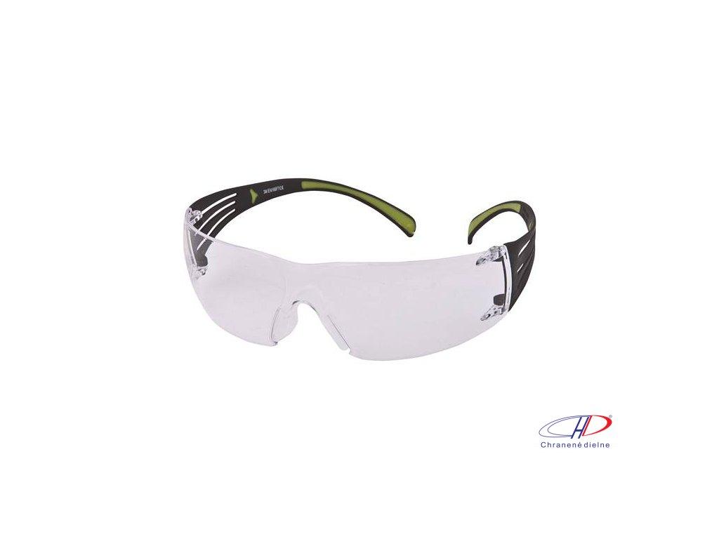 Okuliare SecureFit 400 - číry PC priezor
