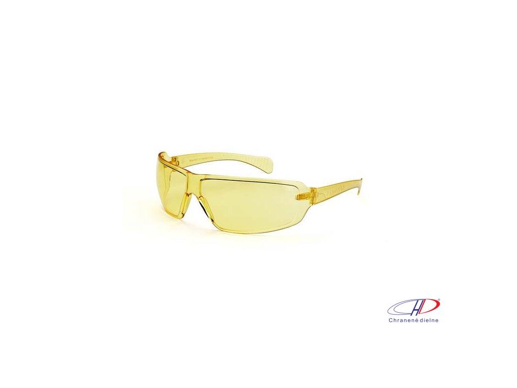 Okuliare UNIVET 553Z žlté