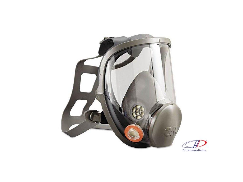 Celotvárová maska 3M 6900 L