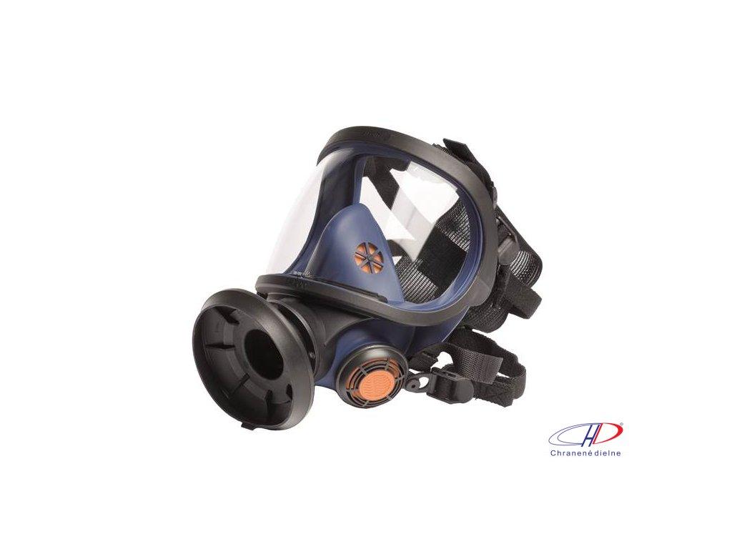 Celotvárová maska Sundström SR 200 - polykarbonátový priezor P