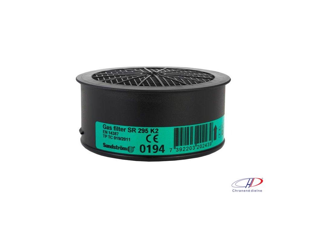 Filter SUNDSTRÖM SR 295 K2 - pre polomasky a celotvárové masky