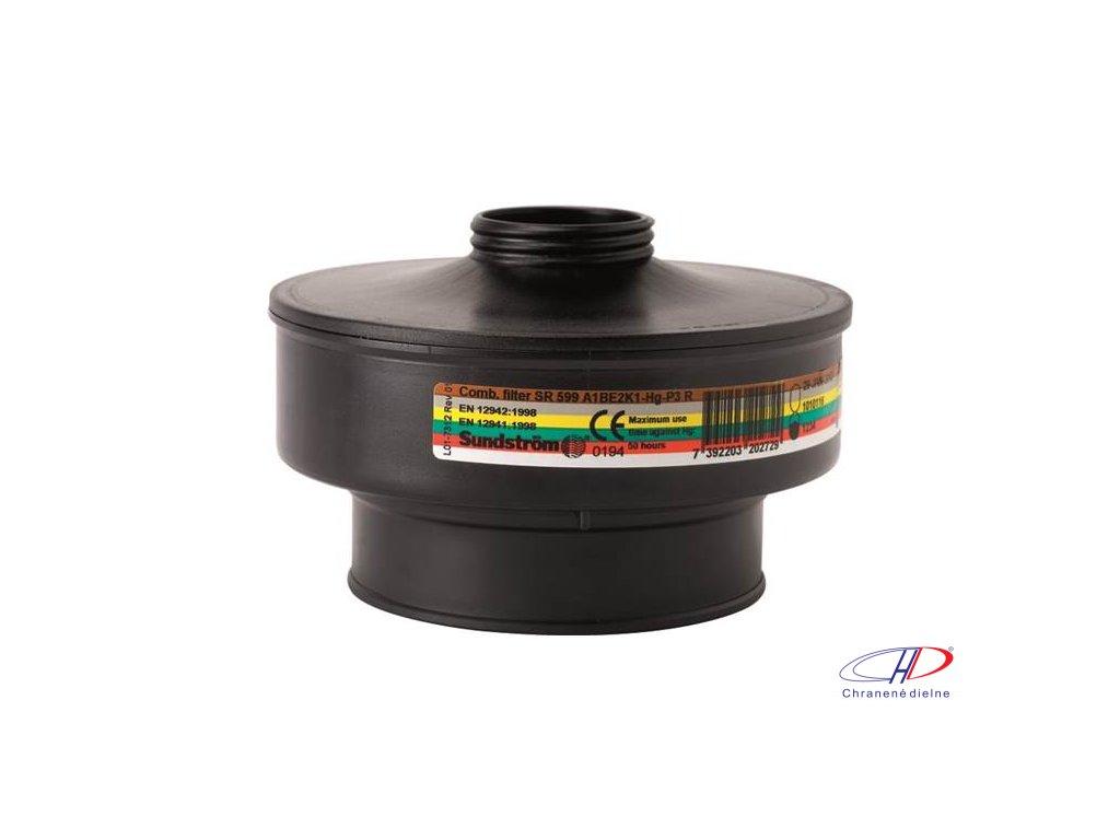 Filter pre jednotky Sundström SR 599 - A1BE2K1HgP3