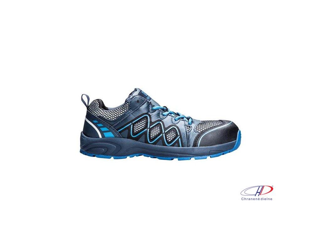 Obuv VISPER BLUE S1 39