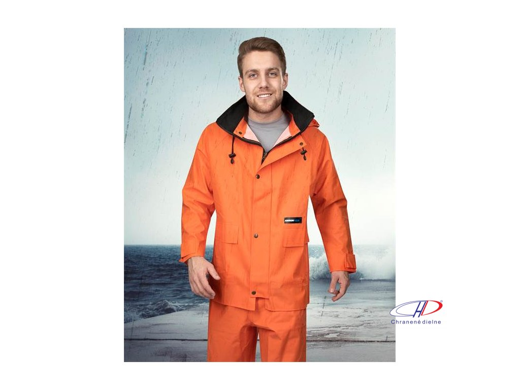 Blúza ARDON AQUA 103 oranžová L