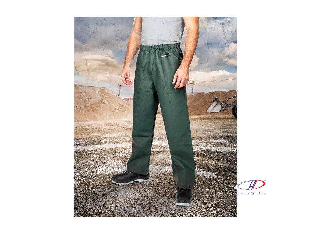 Nohavice do pása ARDON AQUA 112 zelené L