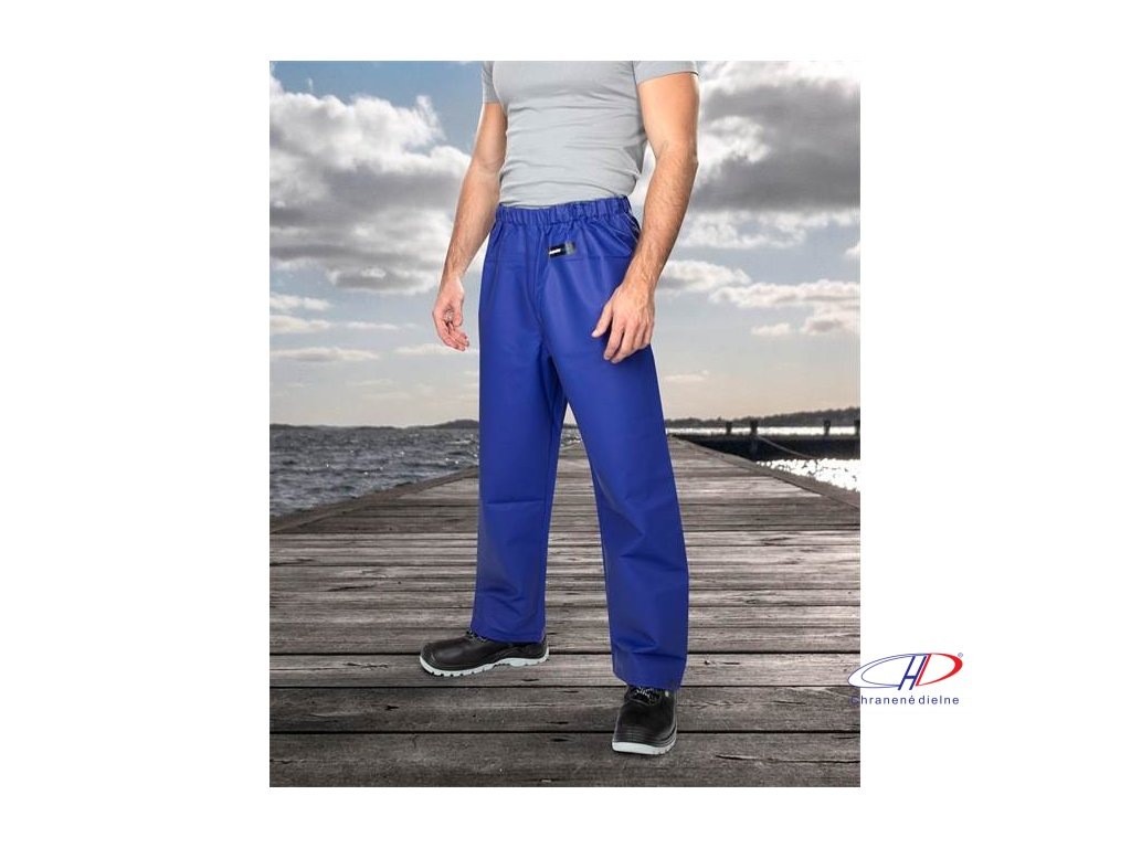 Nohavice do pása ARDON AQUA 112 modré L