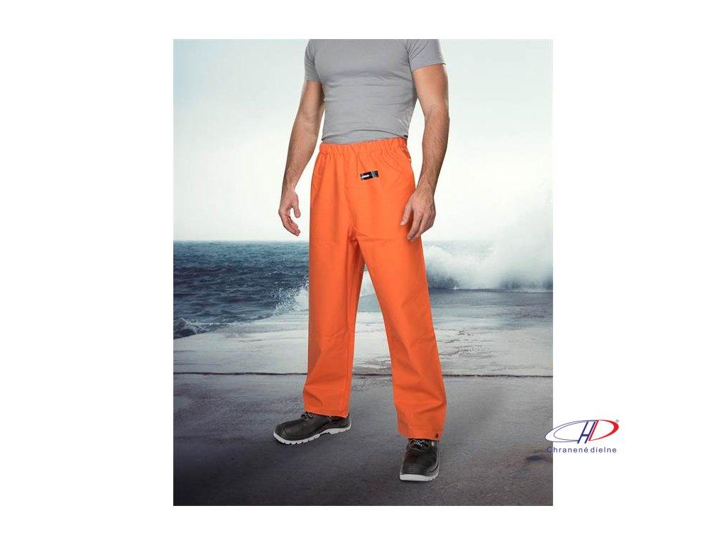 Nohavice do pása ARDON AQUA 112 oranžové L