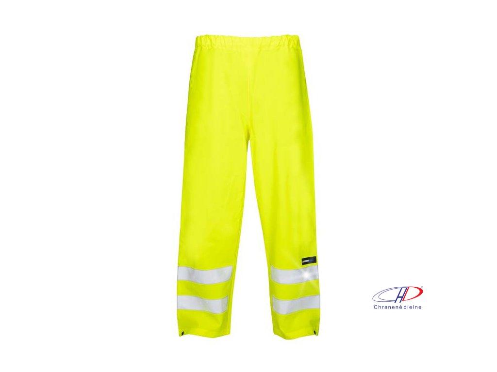 Nohavice do pása ARDON AQUA 1012 žlté L