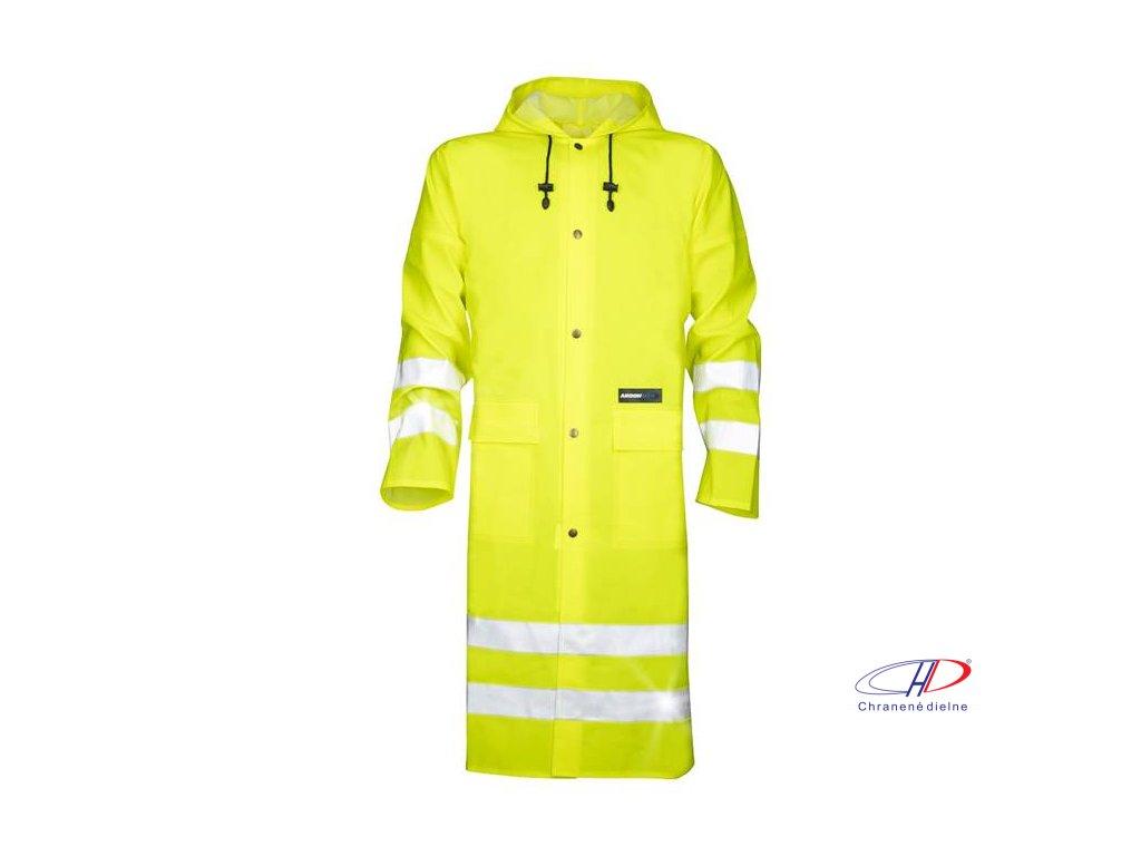Plášť ARDON AQUA 1102 žltý L