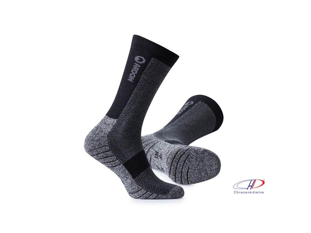 Ponožky SILVER 36-38