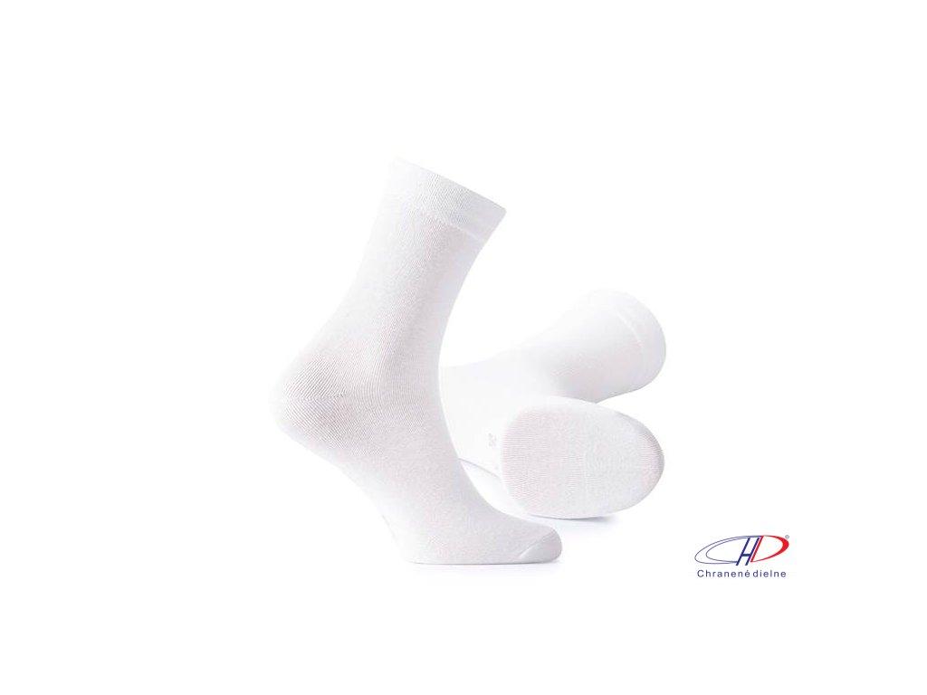 Ponožky WILL biele 36-38