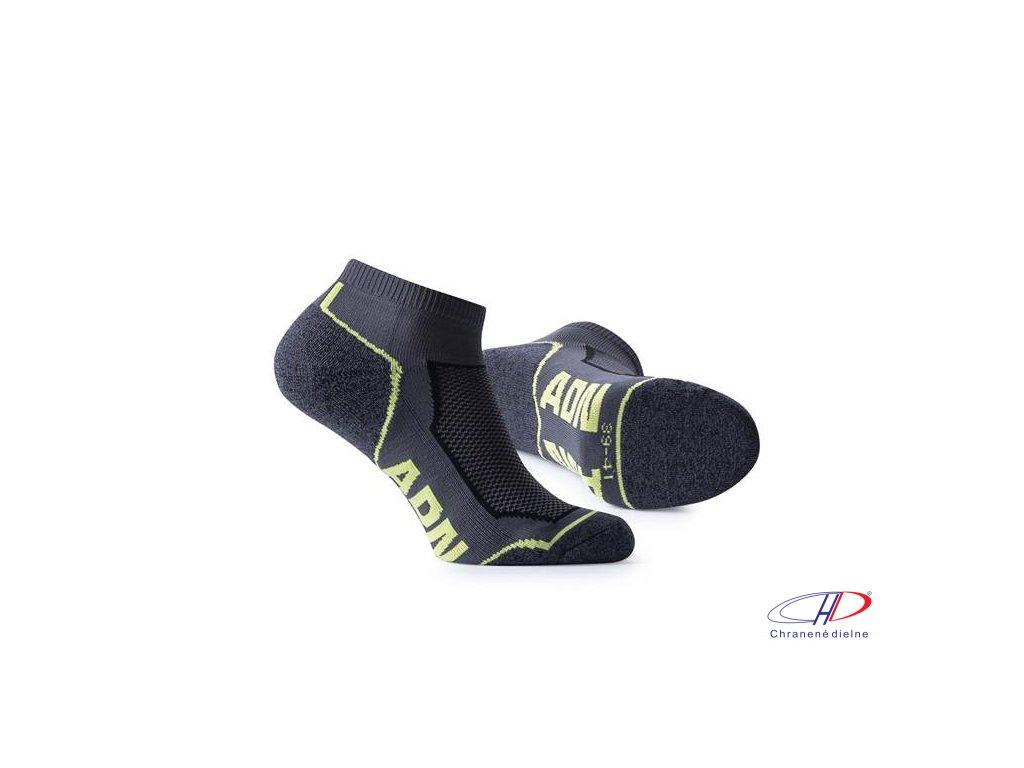 Ponožky ADN green 36-38