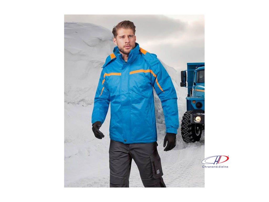 Zimná bunda JOSEPH modrá M