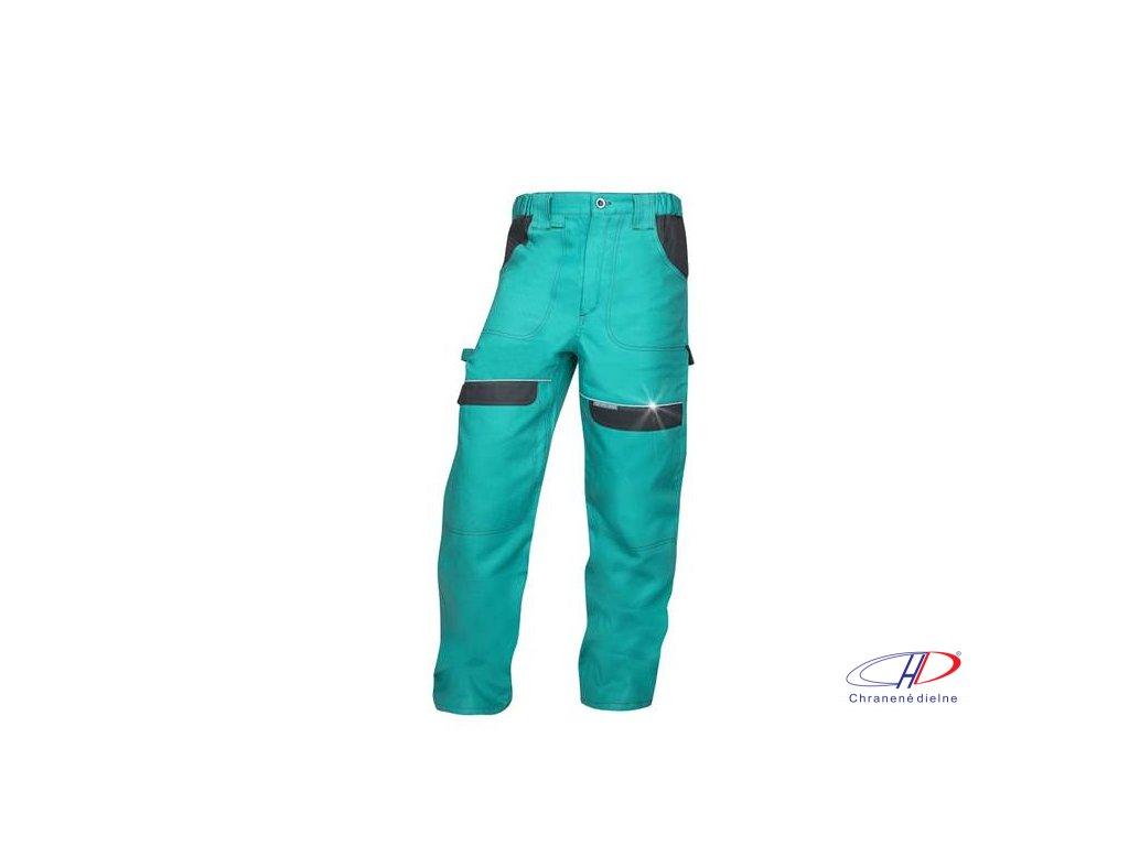 Nohavice do pása COOL TREND zelené 60