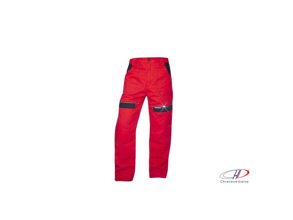 Nohavice do pása COOL TREND červené 60