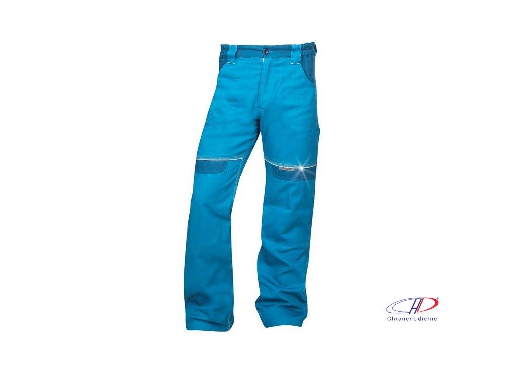 Nohavice do pása COOL TREND predĺžené stredne modré S