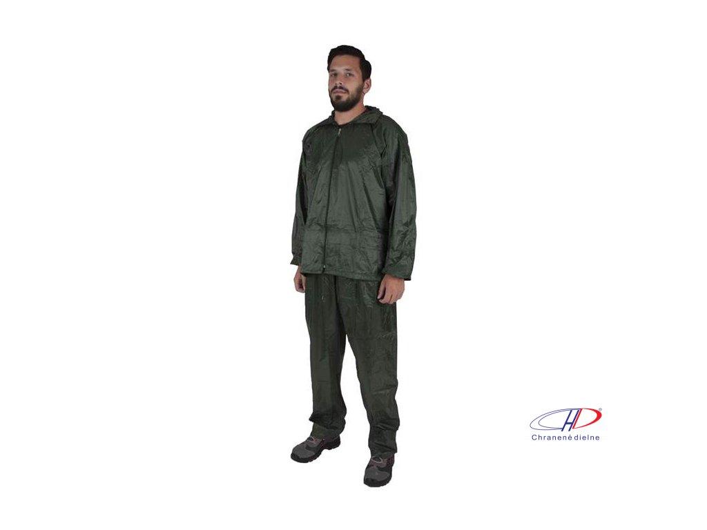 Oblek CLEO zelený L