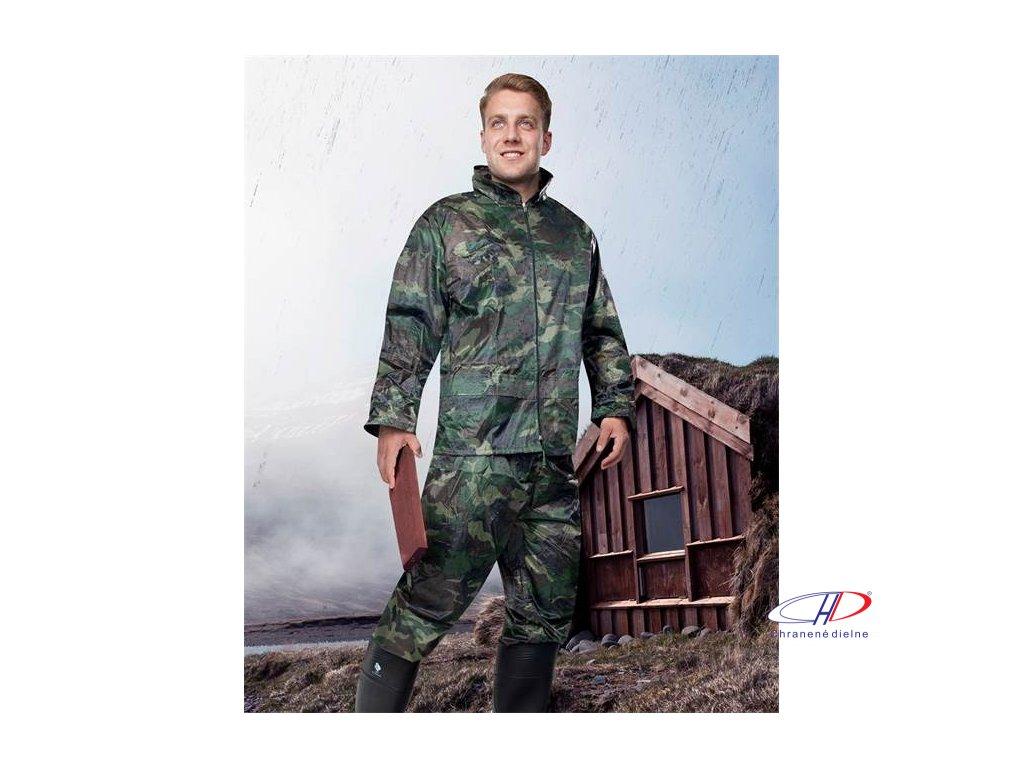 Oblek CLEO maskáč L