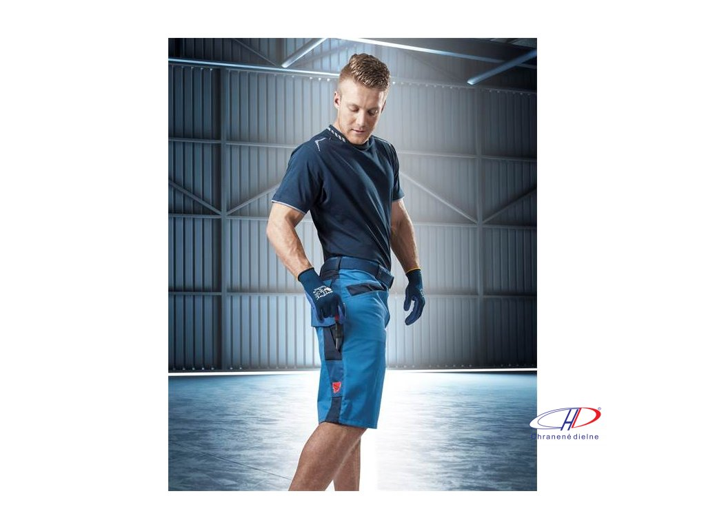 Tričko R8ED tmavo modré S