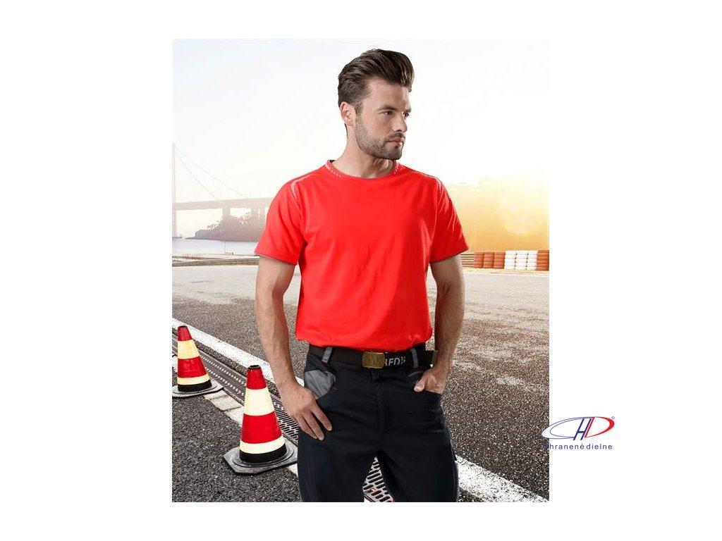 Tričko R8ED červené S
