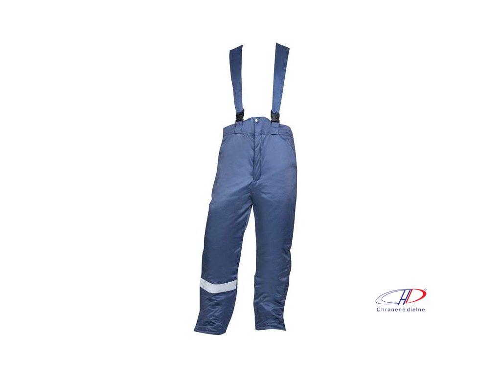 Nohavice s náprsenkou zimné BEAVER, vel. S