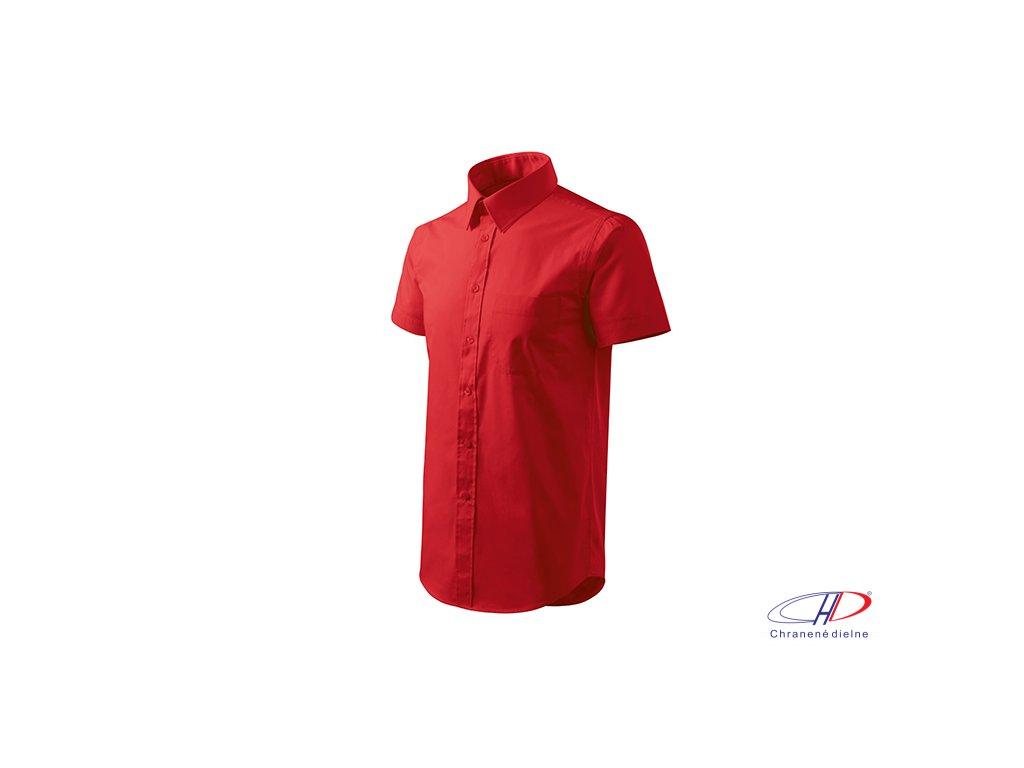 Shirt short sleeve Košile pánská