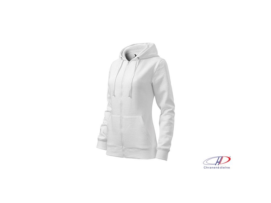 Trendy Zipper Mikina dámská