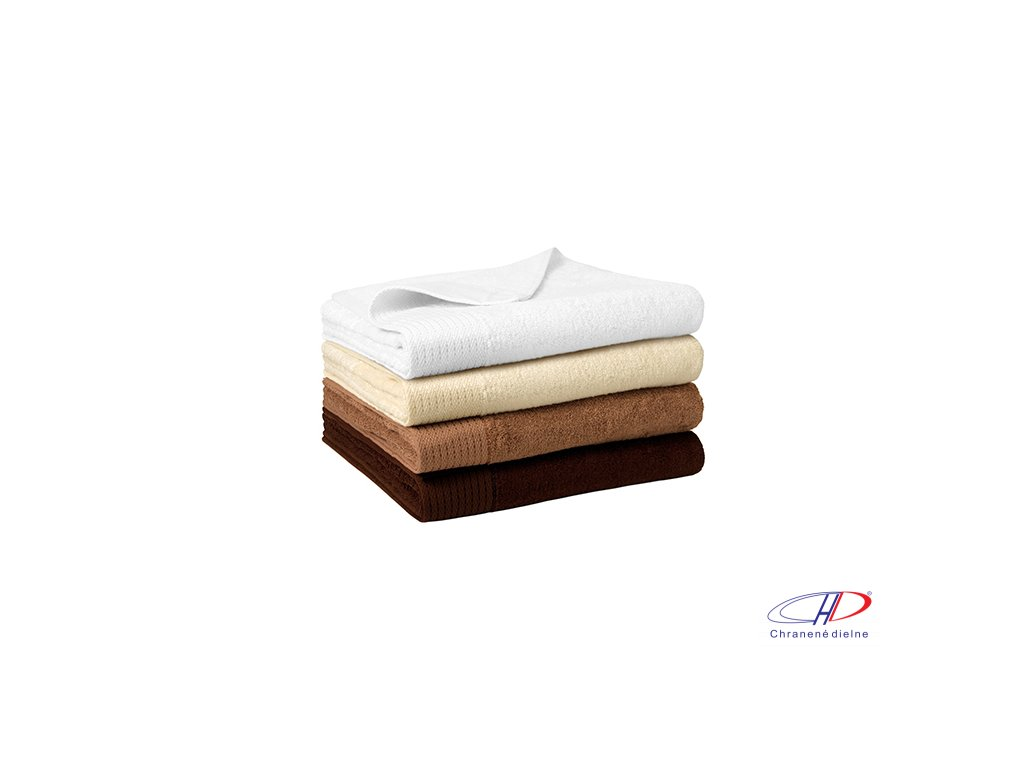 Bamboo Bath Towel Osuška unisex