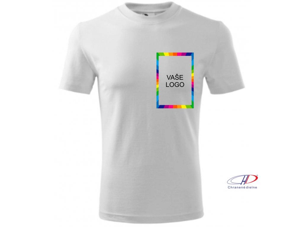 Tričko s LOGOM unisex s krátkym rukávom