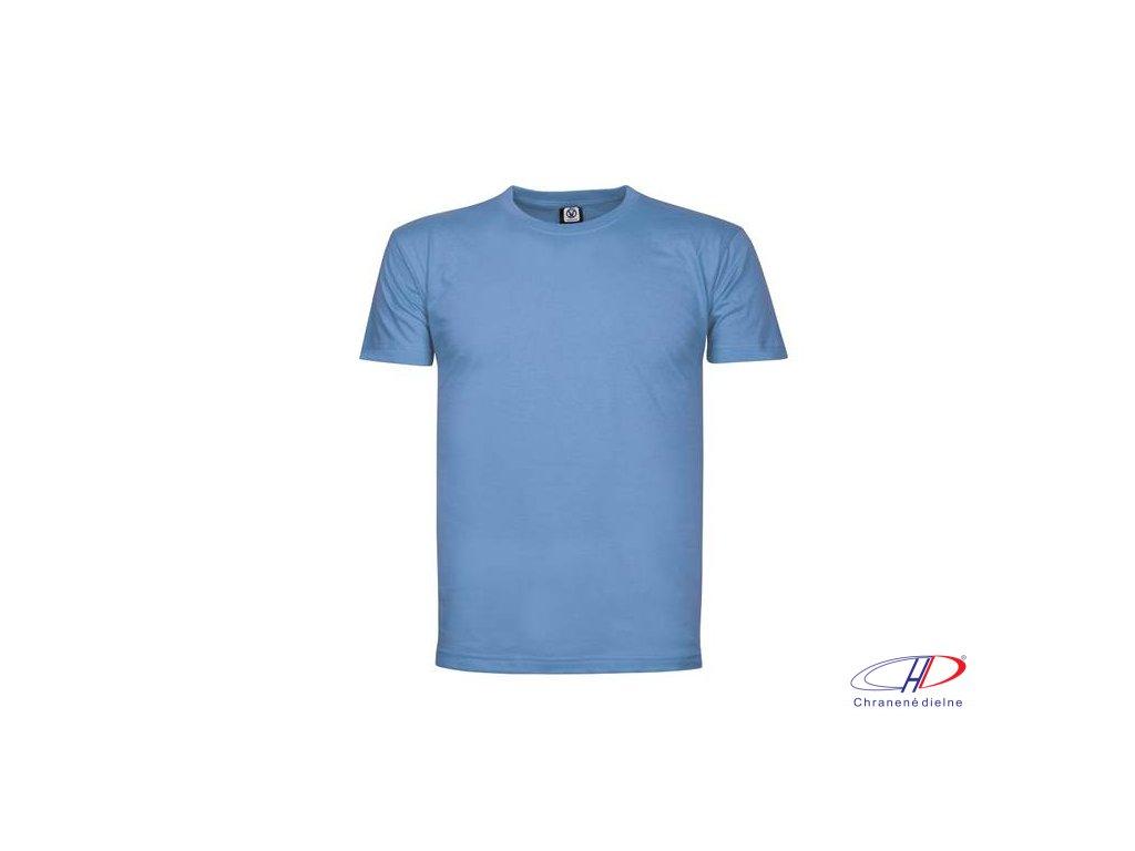 Tričko LIMA svetlo modré S