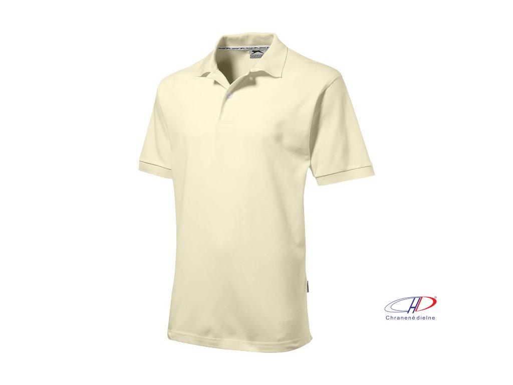 Slazenger•Men´s Cotton polo , Off white, S
