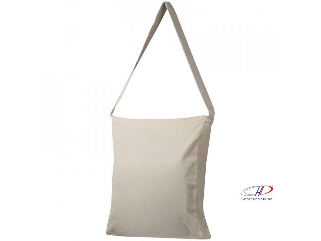 Bavlnená taška , white