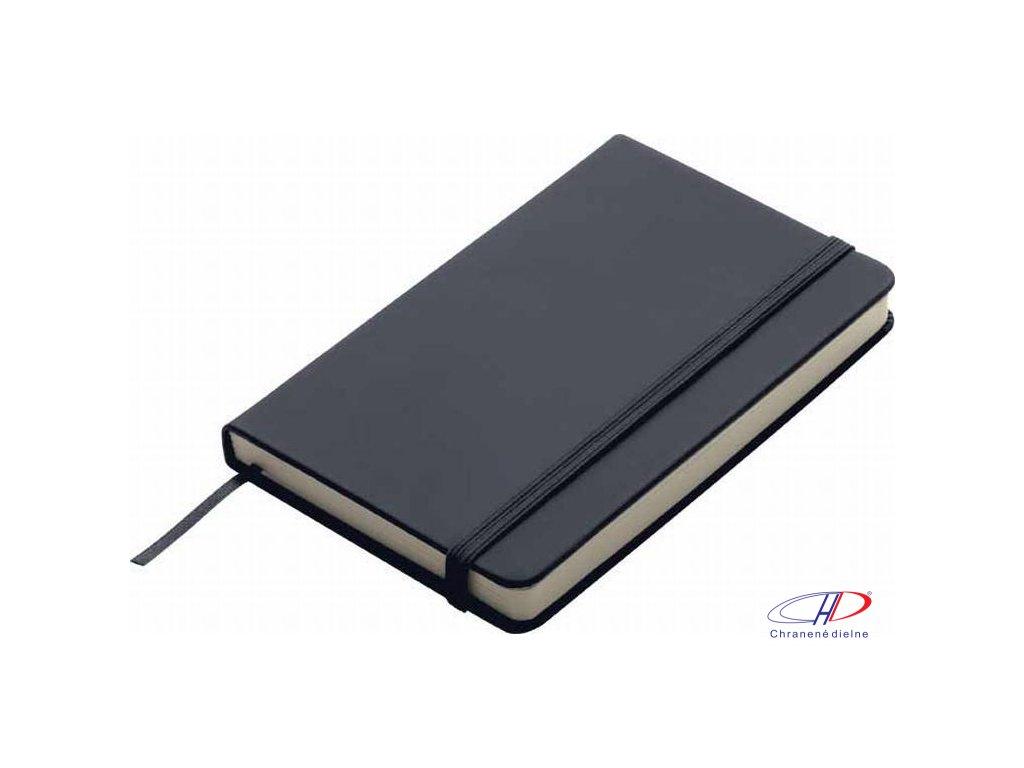 Zápisník , Black