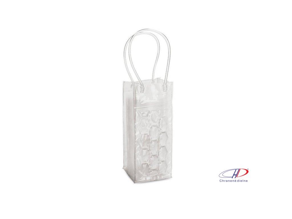 Chladiace puzdro na fľašu , transparent