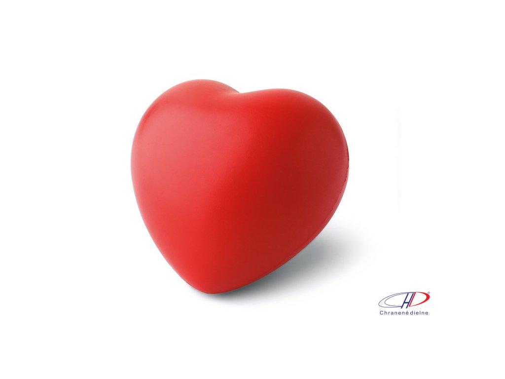 Antistresové srdce , Red