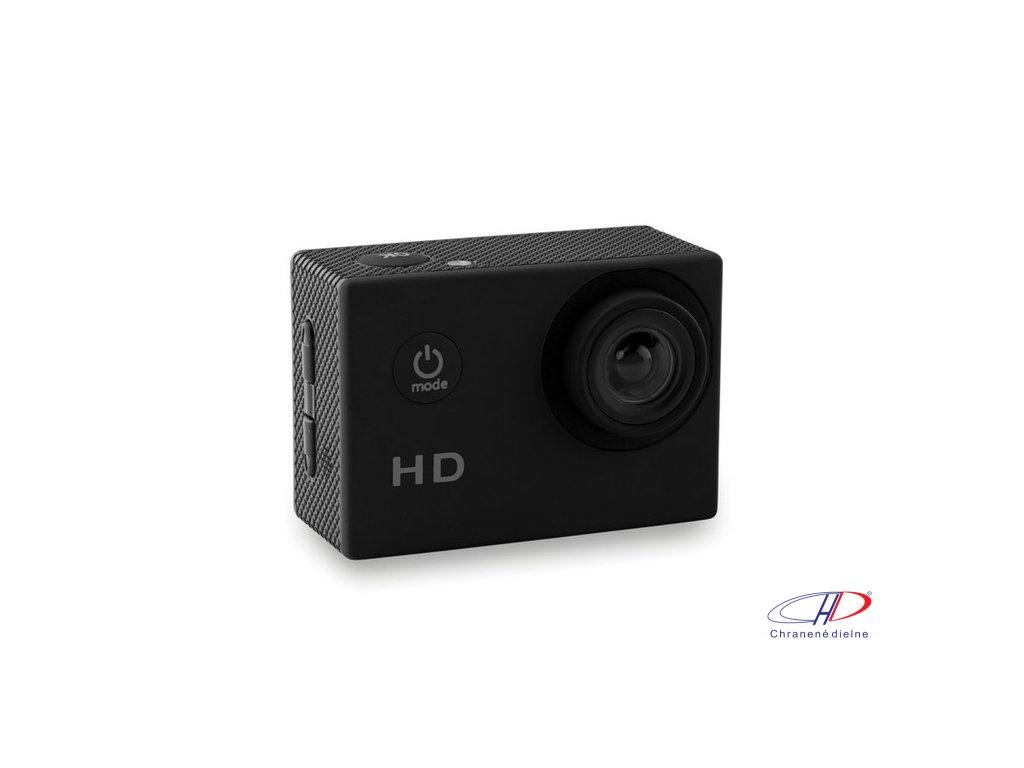 Športový fotoaparát s príslušenstvom , Black