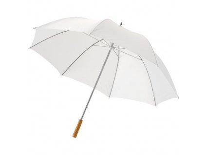 Golfový dáždnik, priemer 130 cm , white