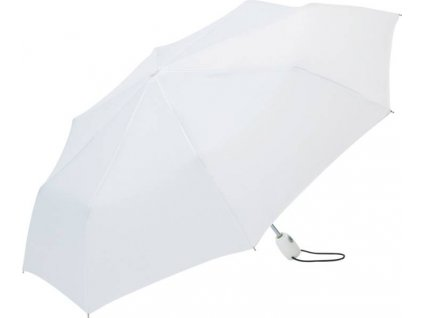 Automatický skladací dáždnik s funkciou open-close, priemer 97 cm , white