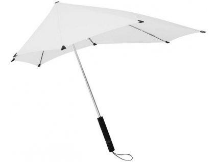 Atypický dáždnik , white