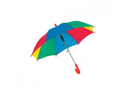 Automatický detský dáždnik, priemer 71 cm , multicolor