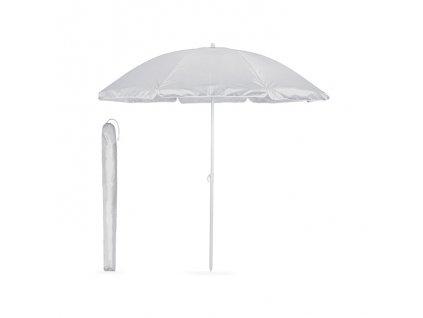 Prenosný slnečník, priemer 150 cm , Grey